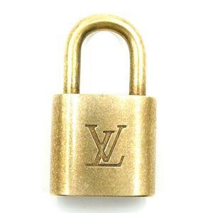 #34029Gold Lock Keepall Speedy  No Key #300 Bag